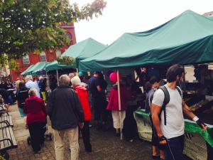 Image for The Marina Market launched amid hurricane Bertha!