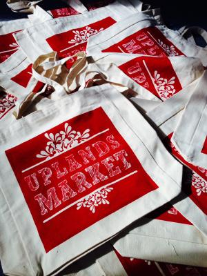 Image for New Uplands Market bags on sale!
