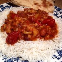 Image for Mavis' Spicy Vegetarian Curry