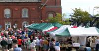 Image for Marina Market pulls in the crowds